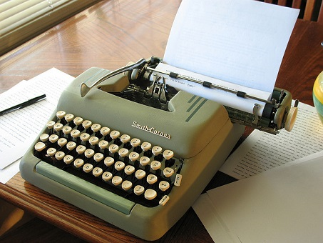 typewriter: craft essay reliable narrator in an unreliable world