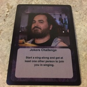 impractical jokers card game brian quinn