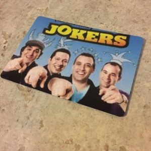 impractical jokers new card game punishment cards