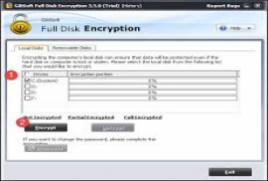 Gilisoft Full Disk Encryption 4