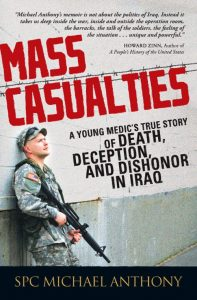 mass casualties military memoir