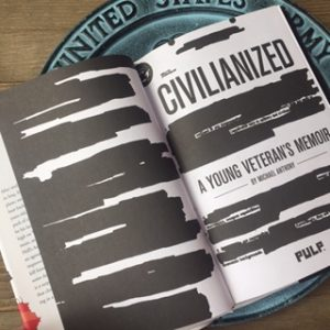 Inside civilianized book jacket